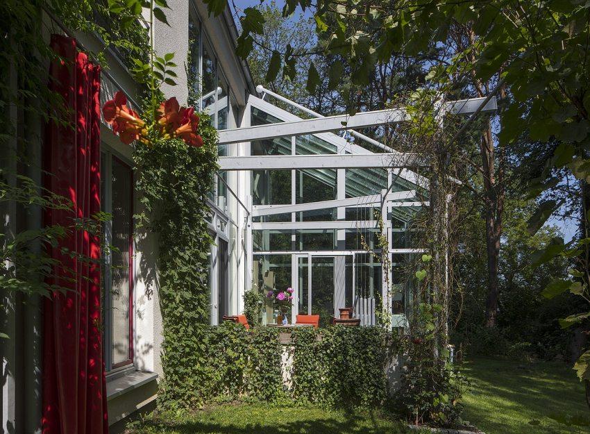 Wintergarten  - Die Glaser - Robert Böhm