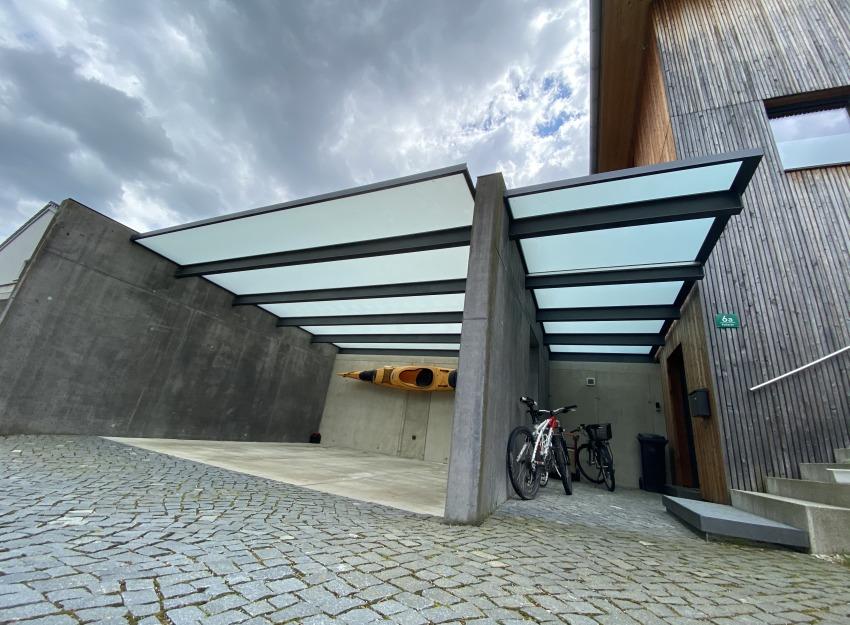Vordächer - Die Glaser - Robert Böhm