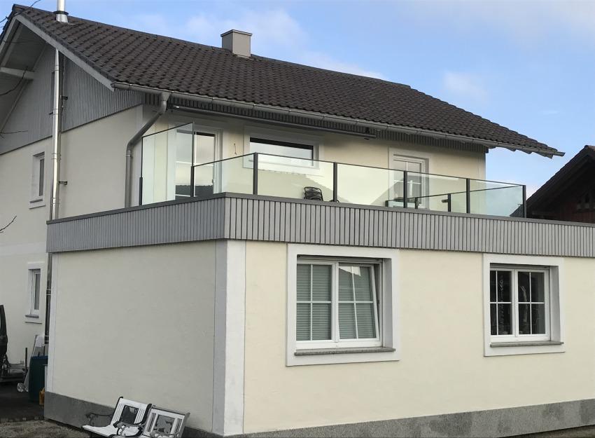 Balkonverglasungen - Die Glaser - Robert Böhm