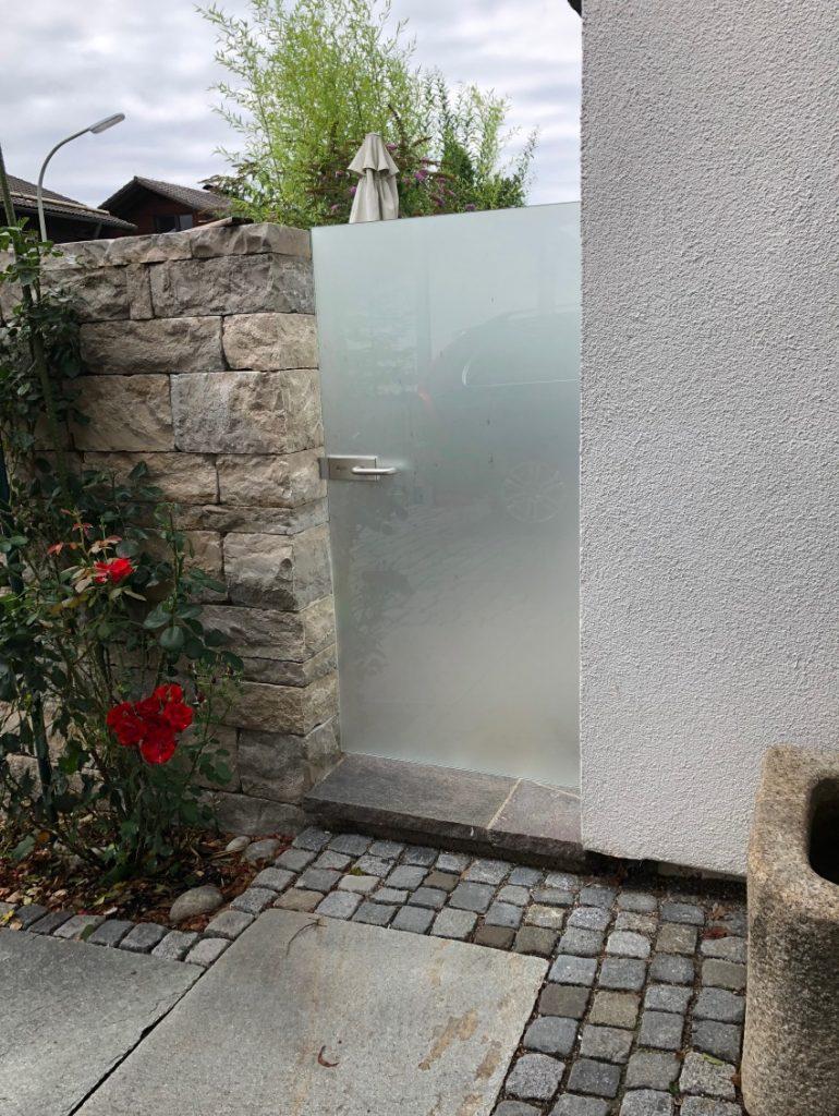 Glastüren - Die Glaser - Robert Böhm