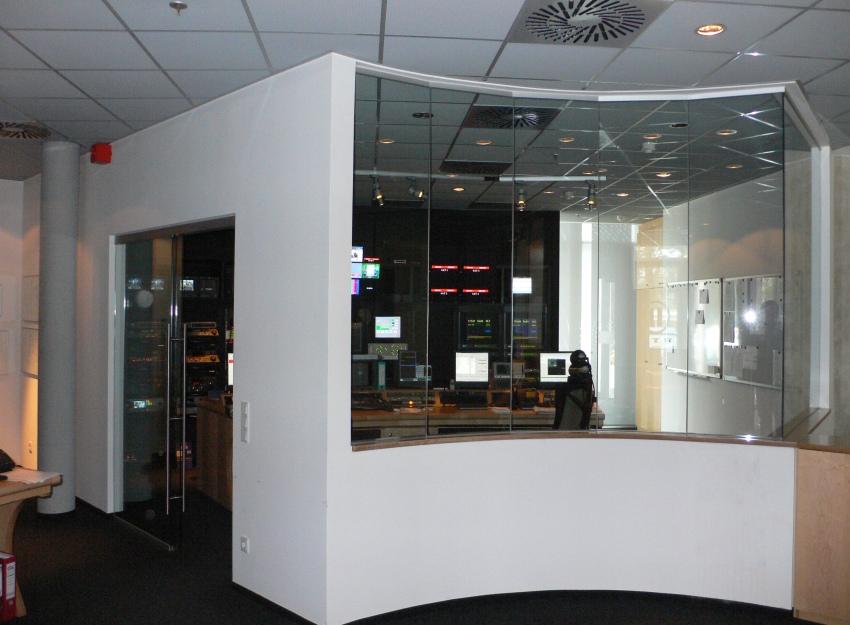 Arbeitsräume - Die Glaser - Robert Böhm